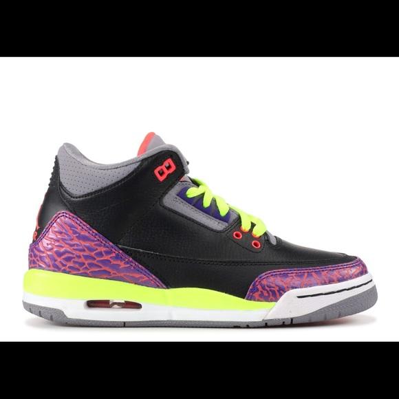 5bbba0164481d4 Jordan Other - Air Jordan 3 Retro GS size 7Y